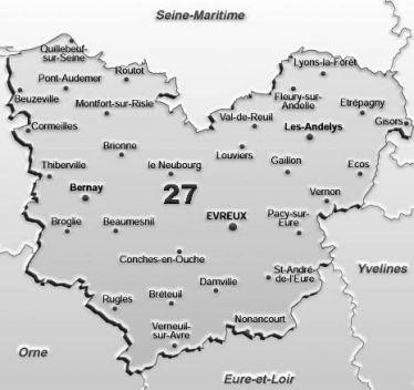 eure departement 27
